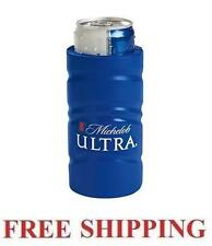Michelob Ultra 1 Slim Can Foam Cooler Golf Coolie Koozie Huggie New Budweiser