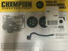 New Champion 40065 Wheel and folding handle kits for 2800-4750 watt generators