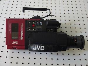 WORKING JVC gr-c1 Martycam - No Original Accessories