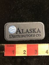Alaska Distributors Company Advertising Patch C99L