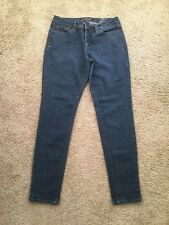 Nine West Womens Skinny Jeans Size 10 Rodeo Dr