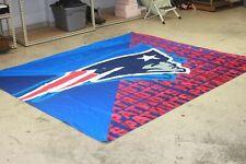 "New England Patriots Super Bowl LIII 53 Team Logo Banner Tom Brady HUGE 88""X100"""