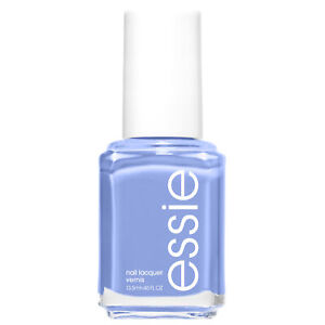 essie nail polish bikini so teeny blue shimmer nail polish 0.46 fl oz