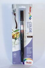Pentel Arts SEPIA Ink Water Based Color Brush Pen