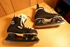 Bauer 33 Impact (Made in Czech Republic) size 4 Usa hockey ice skates #4524