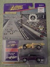 1996 Johnny Lightning 1974 JOHNNY RUTHERFORD Indy Winner Pace Car 1/64 Diecast 3