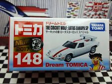 TOMICA #148 THE CIRCUIT WOLF LOTUS EUROPA SP DREAM TOMICA NEW IN BOX