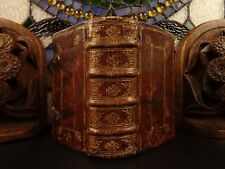 1576 RARE Complete Works Thomas a Kempis Opuscula Aurea Catholic Devotional