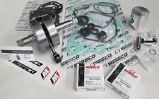KAWASAKI KX 250 WISECO ENGINE REBUILD KIT CRANKSHAFT, PISTON, GASKETS 2002-2004
