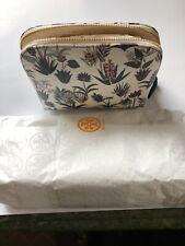 Tory Burch Kerrington Cosmetic Bag~ Nwt ( 3 Available) Shopping Bag,Tissue, Bow