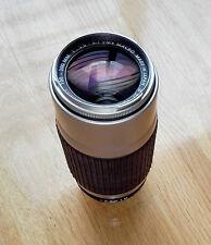 Teleobjetivo Voigtlander AF100-300mm f/5.6-6.7