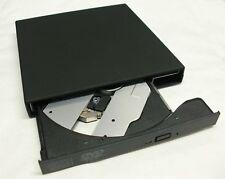 externes CD / DVD-Laufwerk mit USB 2.0 #h825