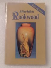 A PRICE GUIDE TO ROOKWOOD Pottery 1995 Paperback ceramic vases bowls value