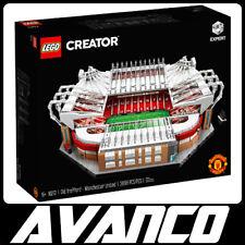 LEGO Creator Old Trafford Manchester United 10272 Stadium Football Soccer NEW