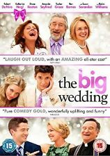 The Big Wedding [DVD], DVD | 5055761900002 |