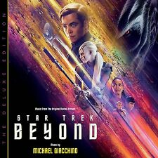Star Trek Beyond - 2 x CD Complete - Limited 5000 - Michael Giacchino