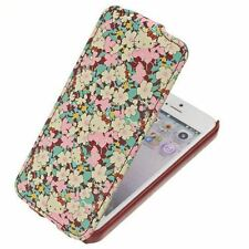 Genuine Hello Kitty Liberty Mix Flip Case for Apple iPhone 5 / 5G / 5S / SE
