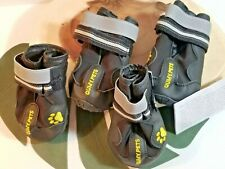QUMY_PETS Waterproof Dog Shoes Size Large