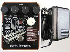 Used Electro-Harmonix EHX KEY9 Electric Piano Machine (KEY 9) Guitar Pedal!