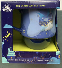 💙 Disney Minnie Mouse Main Attraction June Peter Pans Flight Mug New In Box