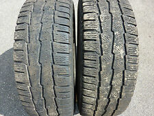 Michelin Agilis Alpin M+S 215 65 R 16 C 109/107R 2x Winterreifen Dot 2513