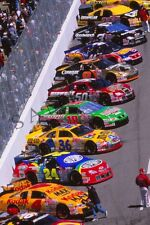 "Nextel Race Cars at Daytona 500 Nascar Winston Cup 11""x 17"" Photo Poster 16"