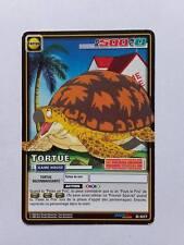Carte Dragon Ball Z Tortue D-527