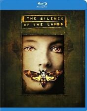 Silence of The Lambs With Anthony Hopkins Blu-ray Region 1 027616071514