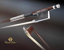 NEW CodaBow Prodigy Carbon Fiber 4/4 Violin Bow, 5-Year Warranty