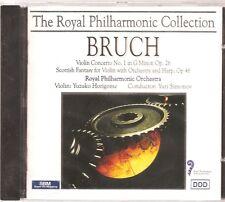 TRP108: Bruch - Violin Concerto No.1 • Scottish Fantasy