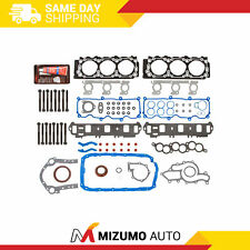 Full Gasket Set Head Bolts Fit 01-07 Ford Taurus Mercury Sable 3.0 Vin 2 U Ohv