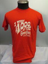 Vintage Casino Shirt - 1000 Dollar Winner - Comstock Casino Reno - Men's Medium
