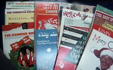 LOT OF 19 Christmas Vinyl LP's, Various Artists, 33rpm records, Very nice