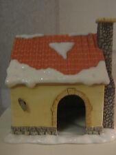 Goebel Lichterhaus mit Spielwerk 20  x 18 x 20 cm