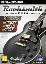 Rocksmith 2014 Edition - Includes Real Tone Cable PC DVD