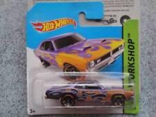 Articoli di modellismo statico arancione Hot Wheels per Dodge