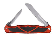 Havalon Hydra Double Folding Knife-Quick Change Blade System-Red-Xti-Hydbrbs