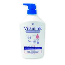 AR Vitamin E Moisturizing Cream Enriched Sunflower Oil Anti Wrinkles 400G.