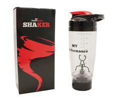 MyPerformance Elektro Trinkflasche Eiweiß Protein Shaker Standmixer 600ml