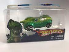 REX RIDER Disney Pixar Toy Story Die Cast Vehicle Mattel Hot Wheels 1:64