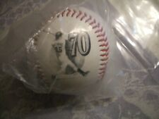 MARK MCGWIRE ALL TIME HR RECORD  McDONALDS SOUVENIR BASEBALL, RARE, MINT, SEALED