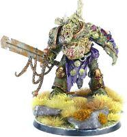 Warhammer 40k Chaos Death Guard Nurgle Daemon Prince