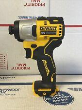 "12v Dewalt Xtreme Brushless 1/4"" Hex Impact Driver 12 volt Genuine DCF801 New!!!"