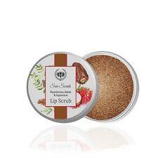 Seer Secrets Rambutan, Dates & Liquorice Lip Scrub - 8 Grams