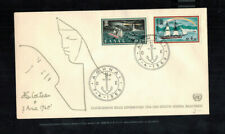 Fdc-1245 * Greece 1960 World Refuge Year Fdc Signed*Ua -Not Sealed