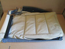 NEW GENUINE VW GOLF MK5 REAR LEFT SEAT BACKREST COVER 1K0885805APRCW
