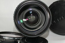 MINT SMC Pentax-A Telephoto 70-210mm F/4 AF w/Hood,Case & Filter from Japan