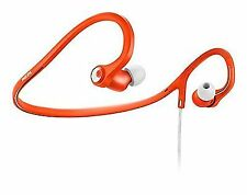 Philips ActionFit Sports Near Headphones Shq4300or Closed-back Neckband Orange
