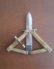 RARE VINTAGE ww2 KNIFE  COLTELLO da collezione  COUTEAU MESSER