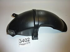 3402 Piaggio ET4, Vespa  125 ccm, Verkleidung, Radlauf hinten